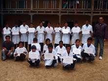 Graduating Little Doctors