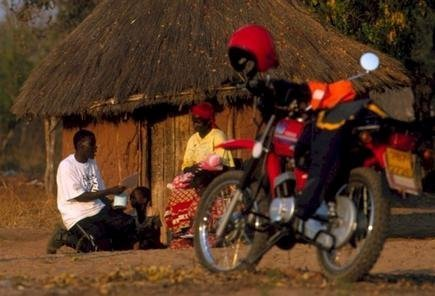 Reach the unreached! Delivering care in Africa