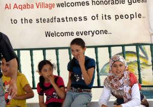 Al Aqaba welcomes you!
