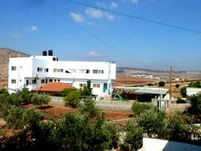 Our Kindergarten keeps Al Aqaba village standing!