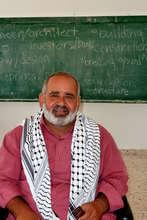 Haj Sami Sadeq, head of Al Aqaba Village Council
