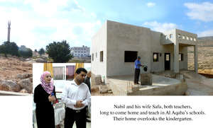 Nabil and Safa's House nearly completed!