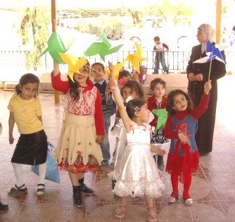 Rebuilding a Future in Palestine!