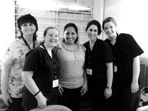 CERI mission volunteers