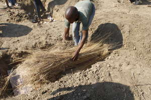 Trench Gardening in South Africa