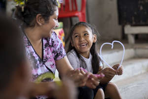 CERI Child Relief and Support Program (Mexico)