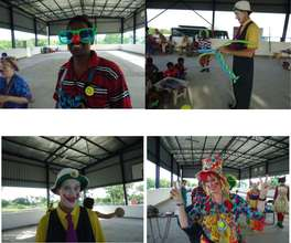 A glimpse of Fun Filled Act
