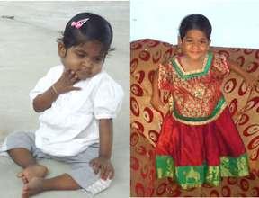 Oviya Before & After