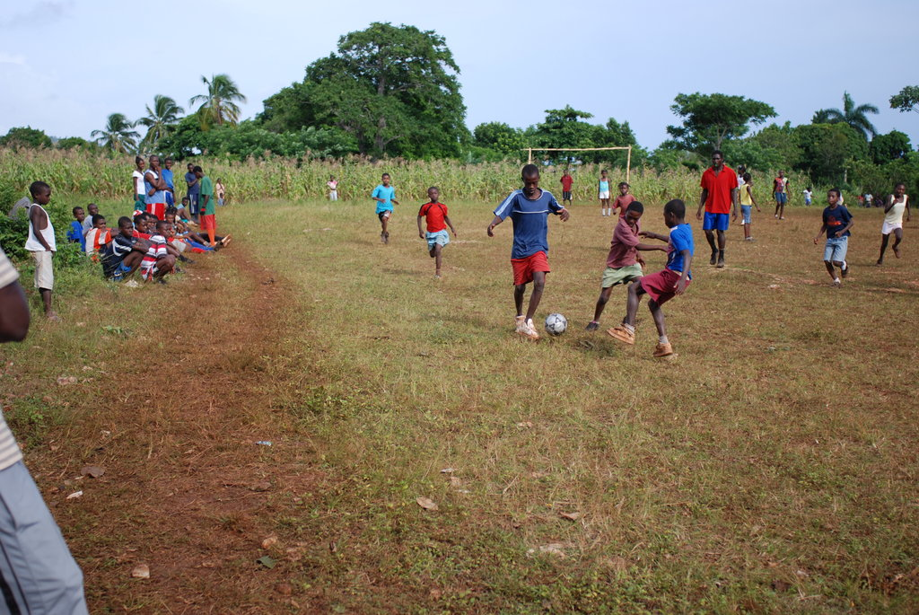 Haiti Soccer for Development (HS4D)