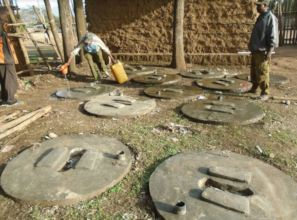 Improving water systems in Ethiopia