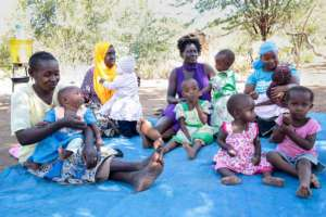 Mothers and Children in the Nutrition Program