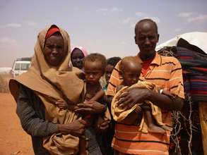 Somali Refugee Camps, Somali Region, Ethiopia