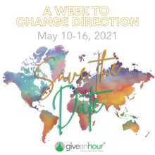 Join us A Week to Change Direction