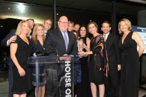 2017 Agents of Change Award to Booz Allen