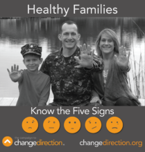 Military Families Know the Five Signs.