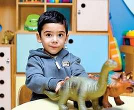 Gabriel Aguiar, 3, Retinoblastoma - Simon Plestenj
