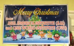 AAI Christmas Party at House of Hope