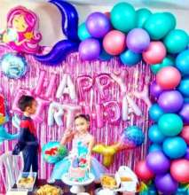 Brielle celebrates 8th Birthday blessings