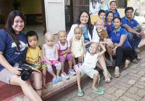 Dr. Mae Dolendo, oncolcogist, Kids of Hope