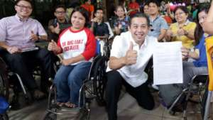 Persons with Disabilities Act celebrated