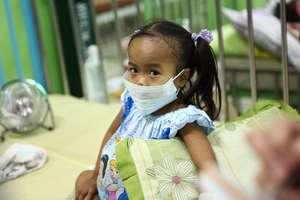 """Little Pauline in 2011 """"end stage"""" genetic disease"""