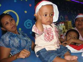 child with osteogenesis disorder ar psod