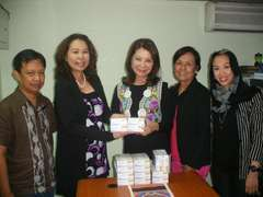 Tamoxifen for breast cancer has saved 15 women