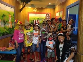 Healed Children, Families and Volunteers