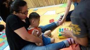 occupational therapy at PSOD