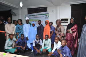 Support Youth to build Peace in Nigeria