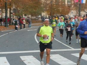 Claduio, Philadelphia Nov 2011