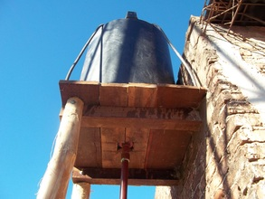2100 cubic feet tank