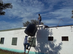 Instalacion Pozo de Agua: Pampa del Indio_Chaco