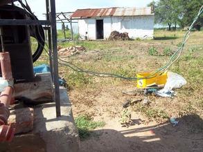 Instalacion Pozo de Agua_ Pampa del Indio_Chaco