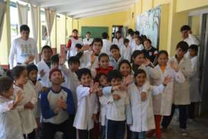 Salta School Children