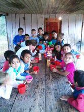 Childern: Breakfast at School