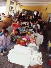 Donaciones enviadas a Salta