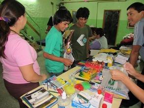 Donation School' Supplies