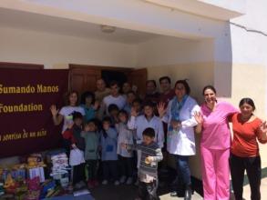 Escuela Barranca Molle - Catamarca