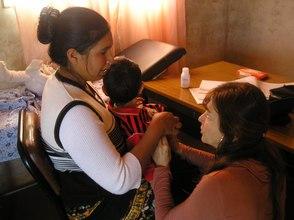Visita Pediatrica a Los Olleros