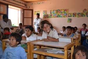 Children at the School