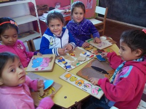 """Campaign: """"Breakfast for a Child"""" in Chaco"""