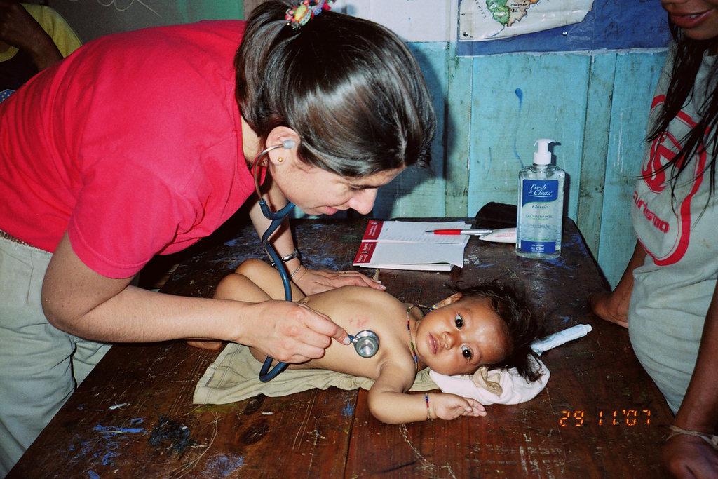 Pediatric Services in Remote Areas of Argentina