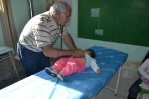 Pediatric Service in Santiago del Estero