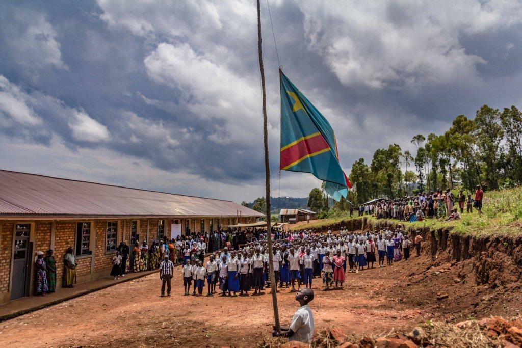 Improve Education for 400 Children on Idjwi Island