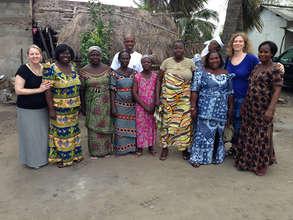 Ghanaian Women's Cooperative - DAA