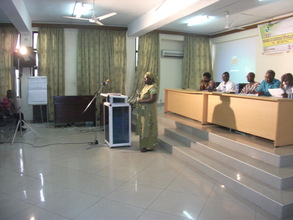 DAA organized a stakeholder meeting