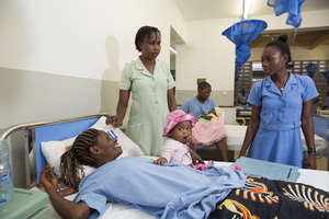 High quality care for every mother and every child