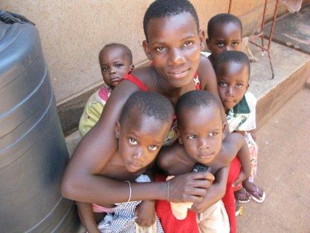 BUILD CHILDRENS HOSPITAL IN UGANDA