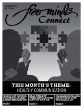 Latest Free Minds Connect Issue